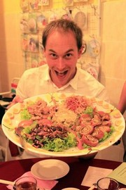 World Veg Fest, la Mecque des végétariens! Sebastian