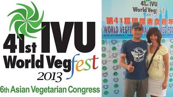 World Veg Fest, la Mecque des végétariens!