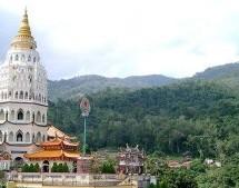 Partir en Orient pour le festival végétarien de Penang