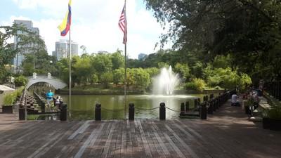 Quoi faire à Kuala Lumpur en moins d'une semaine? Lake gardens