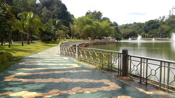 Quoi faire à Kuala Lumpur en moins d'une semaine? Taman Tasik Perdana