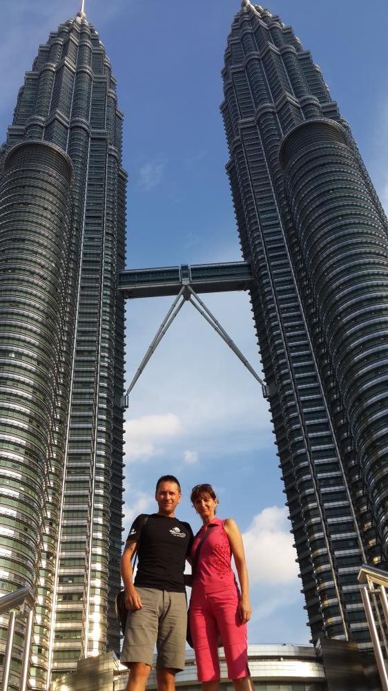 Quoi faire à Kuala Lumpur en moins d'une semaine? Les tours Petronas