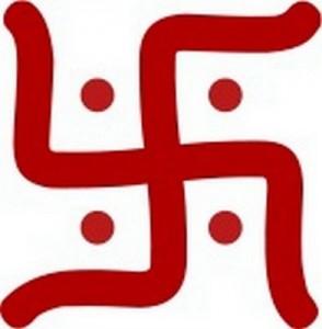 Mystère, esprits et boule de gomme à Kubu Darma. Swastika