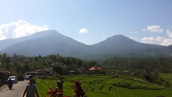Découvrir Bali autrement : escalade du volcan Batukaru