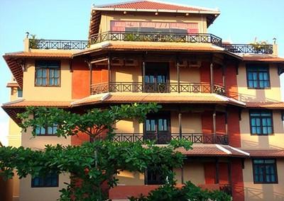 Le Cambodge : découverte de Siem Reap. Hôtel Claremont