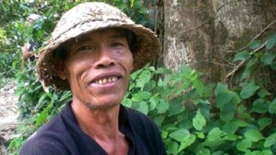 Découvrir Bali autrement : cascade de plaisir, histoire d'O. Paysan à Batulantang