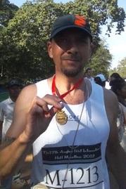 Angkor Wat : semi marathon en terre d'aventure. Médaille Thierry