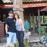 Galerie Thierry et Valérie à Bali