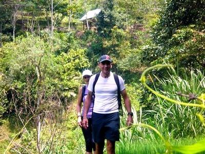 Découvrir Bali autrement : cascade de plaisir, histoire d'O. Découvrir Bali