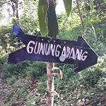 Galerie Bali Trek Abang