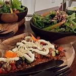 Galerie Bali Vegan food