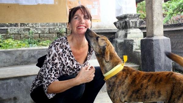 Janice, une grosse dose d'héroïne pour les animaux de Bali