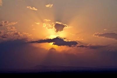 Savoir prendre un nouveau départ au jeu de la vie. Entre jour et nuit