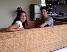 De la Californie à Bali : un couple marseillais globe trotter