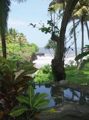 Bali plage : l'ouest, Negara, Medewi, Gilimanuk. Gaja Mina