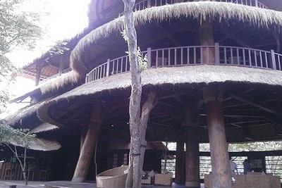 Bali plage : le nord, Menjangan, Jungle Beach, Lovina. Menjangan tower