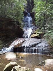 Découverte de l'Australie : quoi faire à Sydney. Cascade Blue Moutain