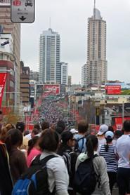Découverte de l'Australie : quoi faire à Sydney. Competition City 2 Surf