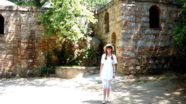 Monastir, Istambul, Pampelune, l'Atlas, Bonifacio, la Suède. Turquie Ephese la maison de la vierge