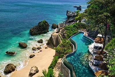 Bali plage : la péninsule, Jimbaran, Bukit, Nusa Dua. Kubu beach