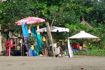 Bali plage : le sud, Kuta, Seminyak, Tanah Lot, Sanur. Kuta Beach
