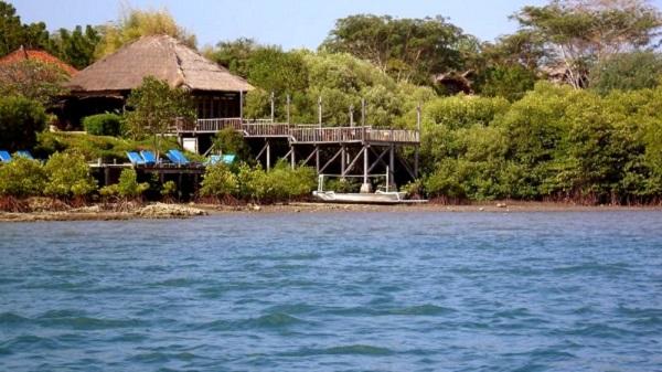 Bali plage : le nord, Menjangan, Jungle Beach, Lovina. Naya Gawana lagon