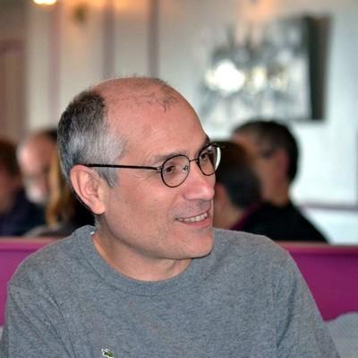 A Bali, Hervé Berbille, spécialiste, passionné, parle du soja. Portrait