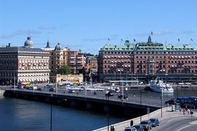 Monastir, Istambul, Pampelune, l'Atlas, Bonifacio, la Suède. Stockholm