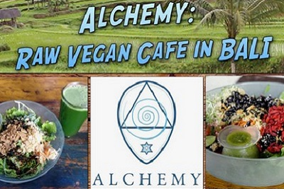 Bons plans à Bali : sélection de restaurants. L'Alchemy