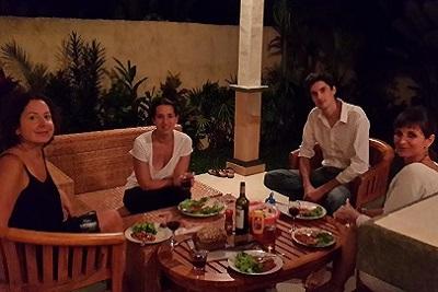 Vivre à Bali : le travail, le logement, la santé, l'argent...Les amis