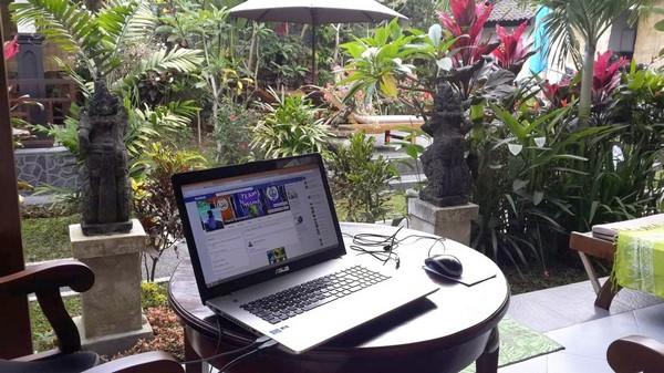 Vivre à Bali : le travail, le logement, la santé, l'argent... La vie de bureau