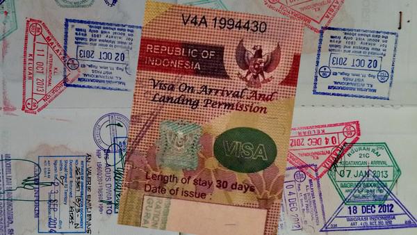 Visa pour Bali : travailleur, étudiant, retraité, bénévole?