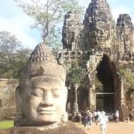 Galerie Cambodge Angkor