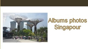 Album photo Singapour