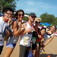 Galerie Cambodge Half marathon Angkor