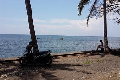 Lovina : plages, spots de plongée, dauphins et cascades Excursion Lovina