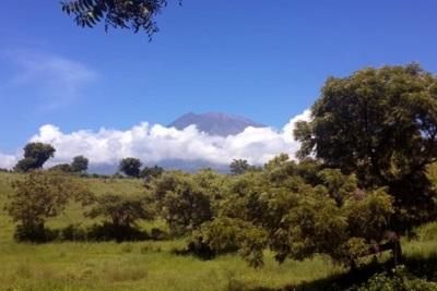 Amed, un coin de paradis sur l'île des Dieux Les montagnes
