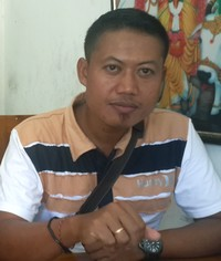 Production de tofou, artisanal, à Bali : résultat d'enquête. Gusti