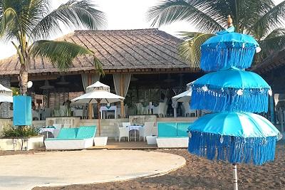 Lovina : plages, spots de plongée, dauphins et cascades Beach hotel