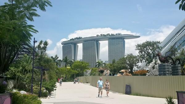 Singapour : le Yin et le Yang d'un archipel sulfureux