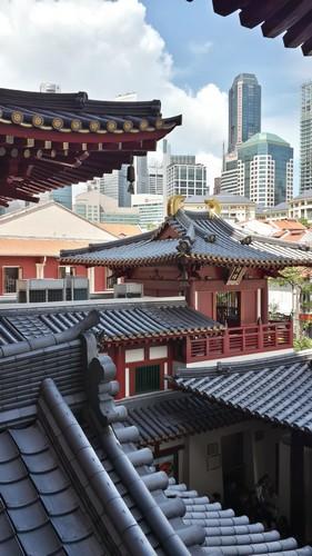 urbanisation singapour