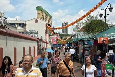 vie sociale singapour