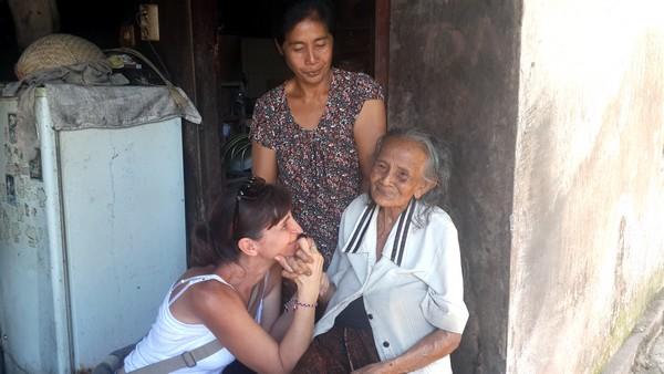 Production de tofou, artisanal, à Bali : résultat d'enquête. Wawan Songkeg