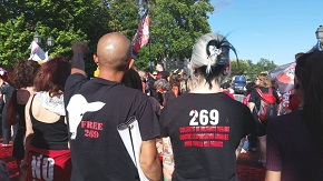 Alès, la gueule de bois pour la corrida de trop Militants L 269