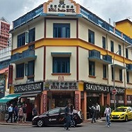 Galerie Singapour. Little india area