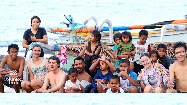 Bali autrement : Yayasan, association pour les enfants. Site Yayasan
