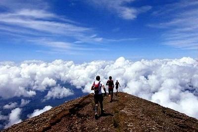 Bali, paradis du trekking au pays des volcans Sommet