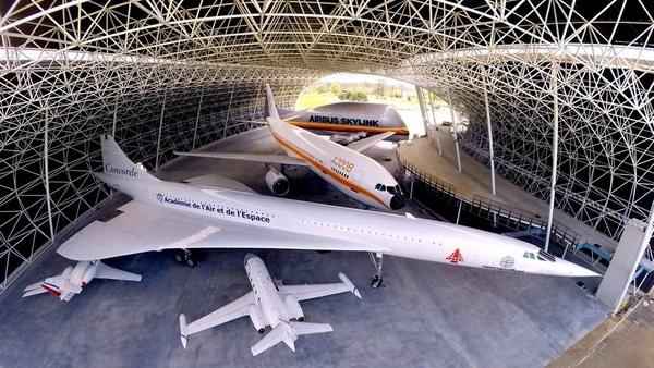 Bon plan pour vaincre la peur de voyager en avion. Aeroscopia