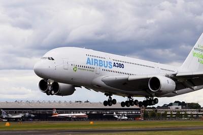 Bon plan pour vaincre la peur de voyager en avion. Airbus a380