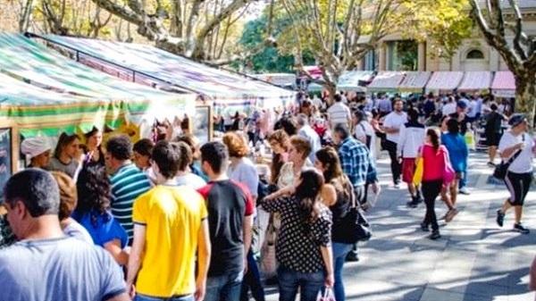 Argentine : être végétalien à Buenos Aires Le Buenos Aires Market